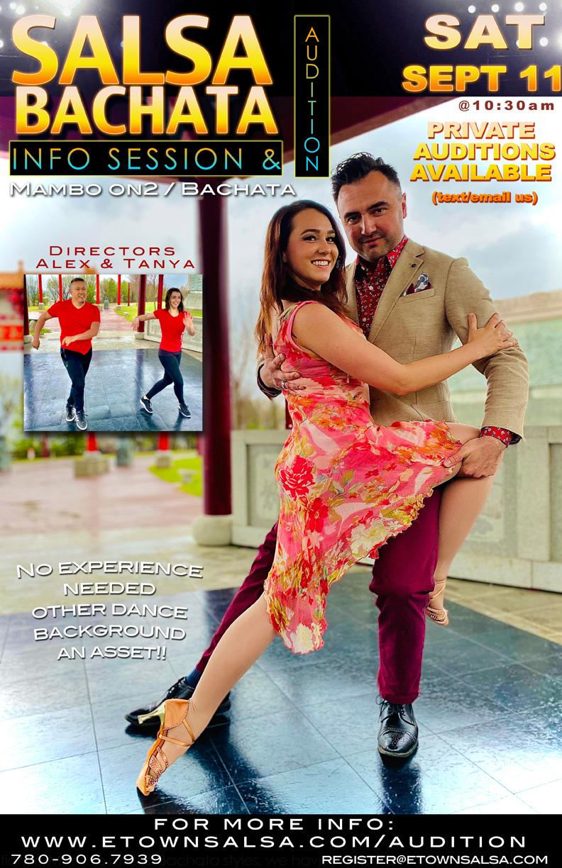 ETOWN SALSA Dance Studio - Edmonton's Premier Latin Dance Studio for