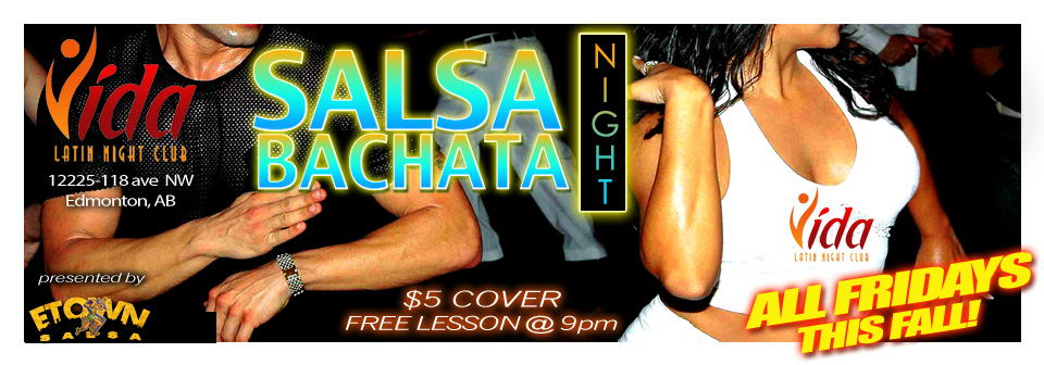 Salsa Bachata night