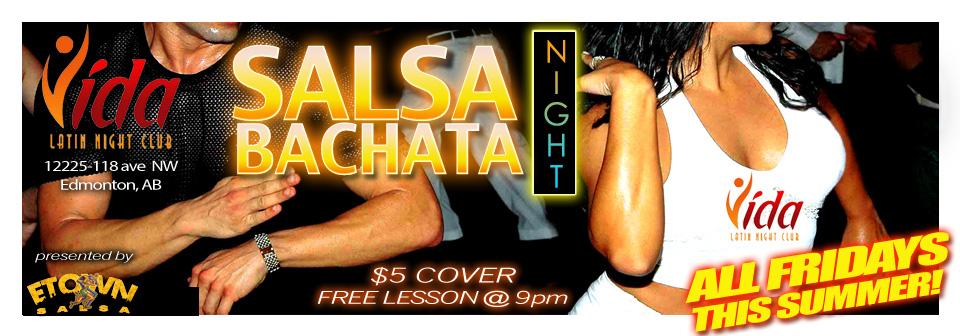 Salsa Bachata night