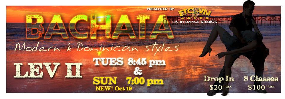 Bachata Classes