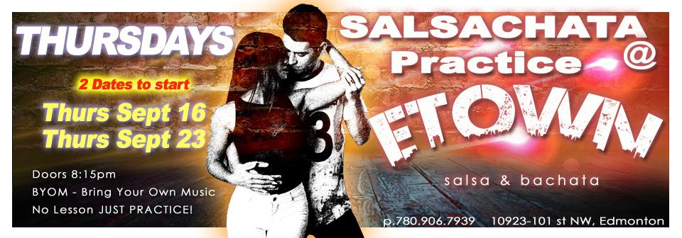 Salsa or Bachata lessons