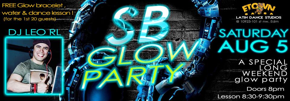 Salsa Bachata Glow Party
