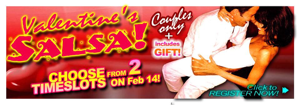 Valentines Day Salsa