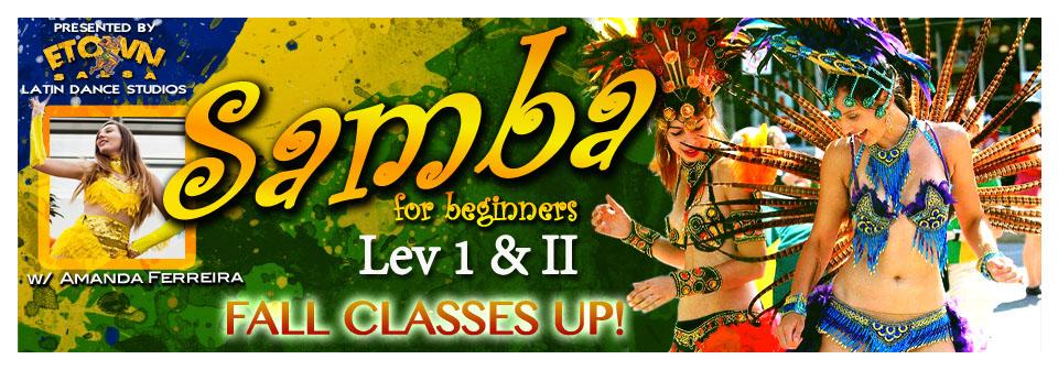 Samba Classes